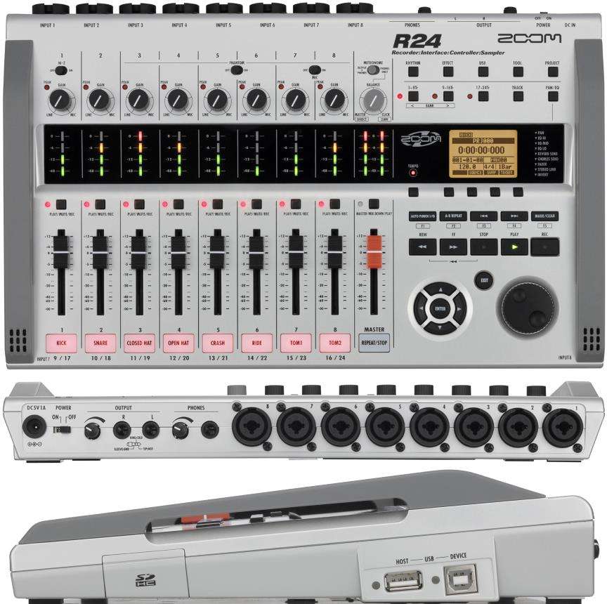 The Best Multitrack Recorders - Digital - 2018 | Gearank