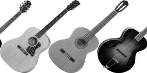 Different Types of Acoustic Guitars Explained