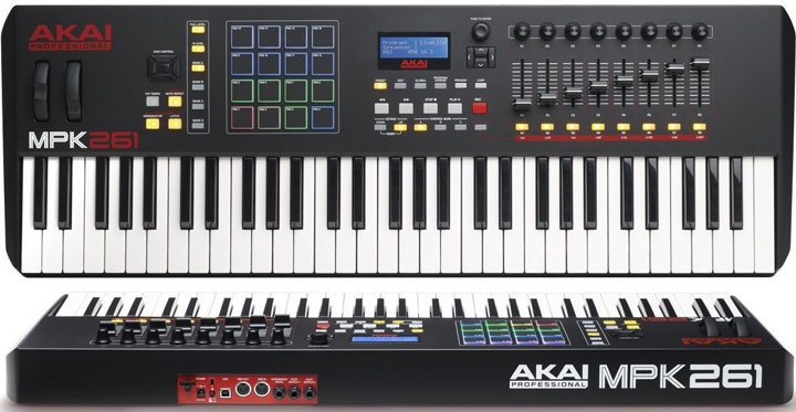 The Best 61 Key MIDI Controller Keyboards - 2018 | Gearank