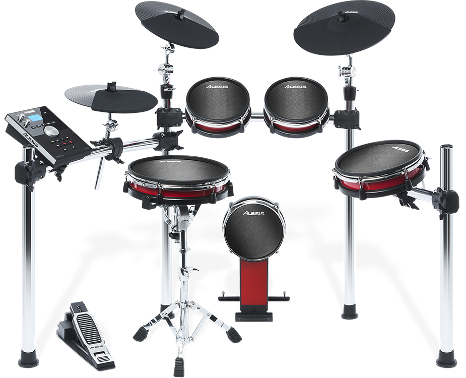 Alesis Crimson Mesh Electronic Drum Set