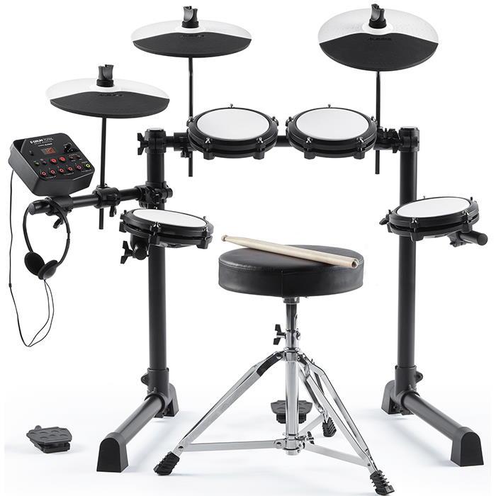 Alesis E-Drum Total - Mesh Head Electronic Drum Kit