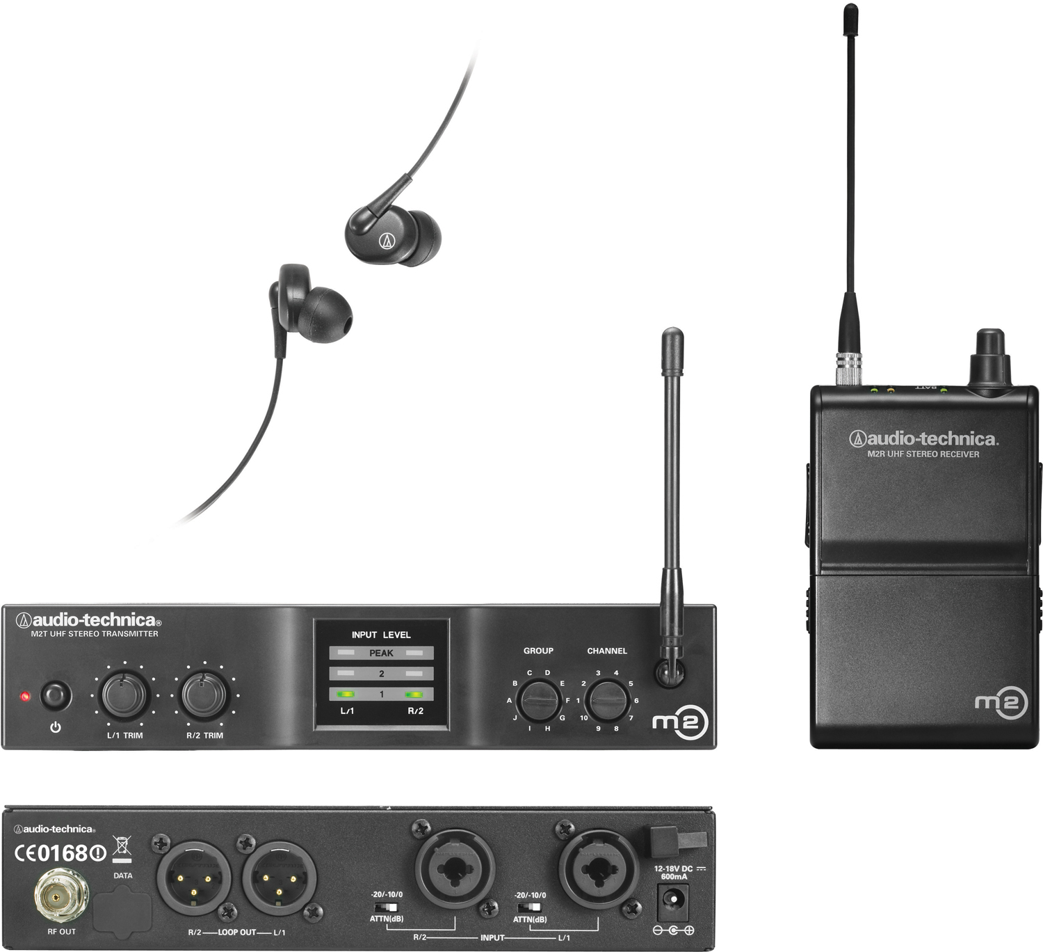 the best in ear monitor systems for singers musicians wireless gearank. Black Bedroom Furniture Sets. Home Design Ideas