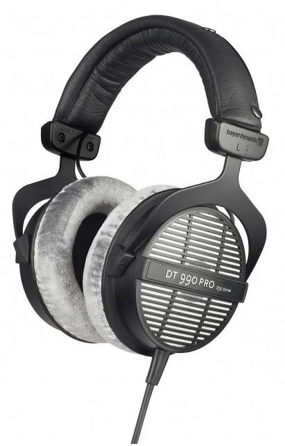 Beyerdynamic DT 990 Pro Open-Back Studio Headphones