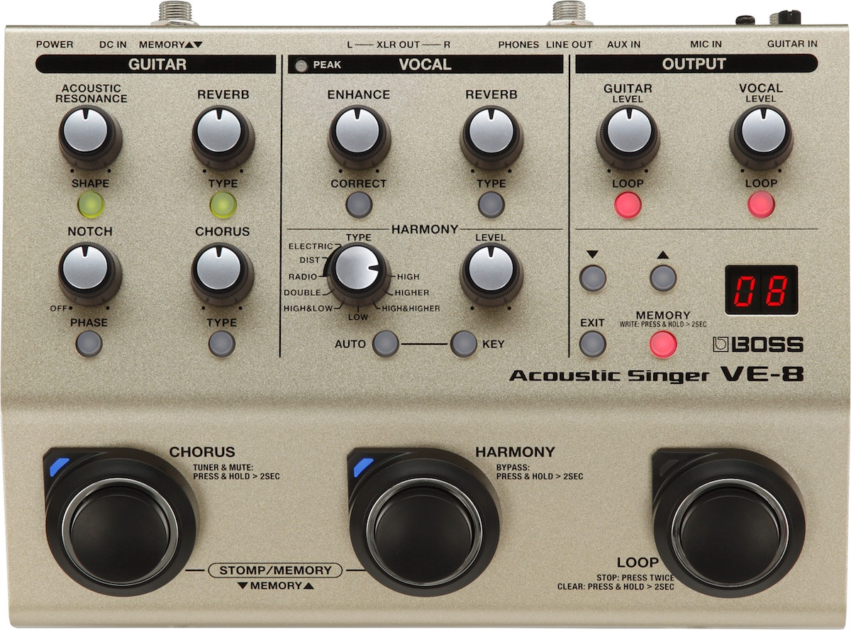 Best Vocal Effects Pedal / Processor Guide - 2018 | Gearank