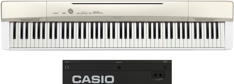 Casio Privia PX-160 88-Key Digital Piano