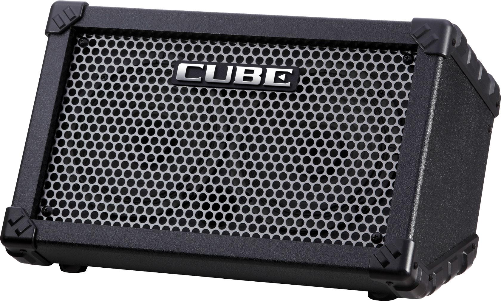 Roland Cube Street Battery Powered Guitar Combo Amplifier 5W