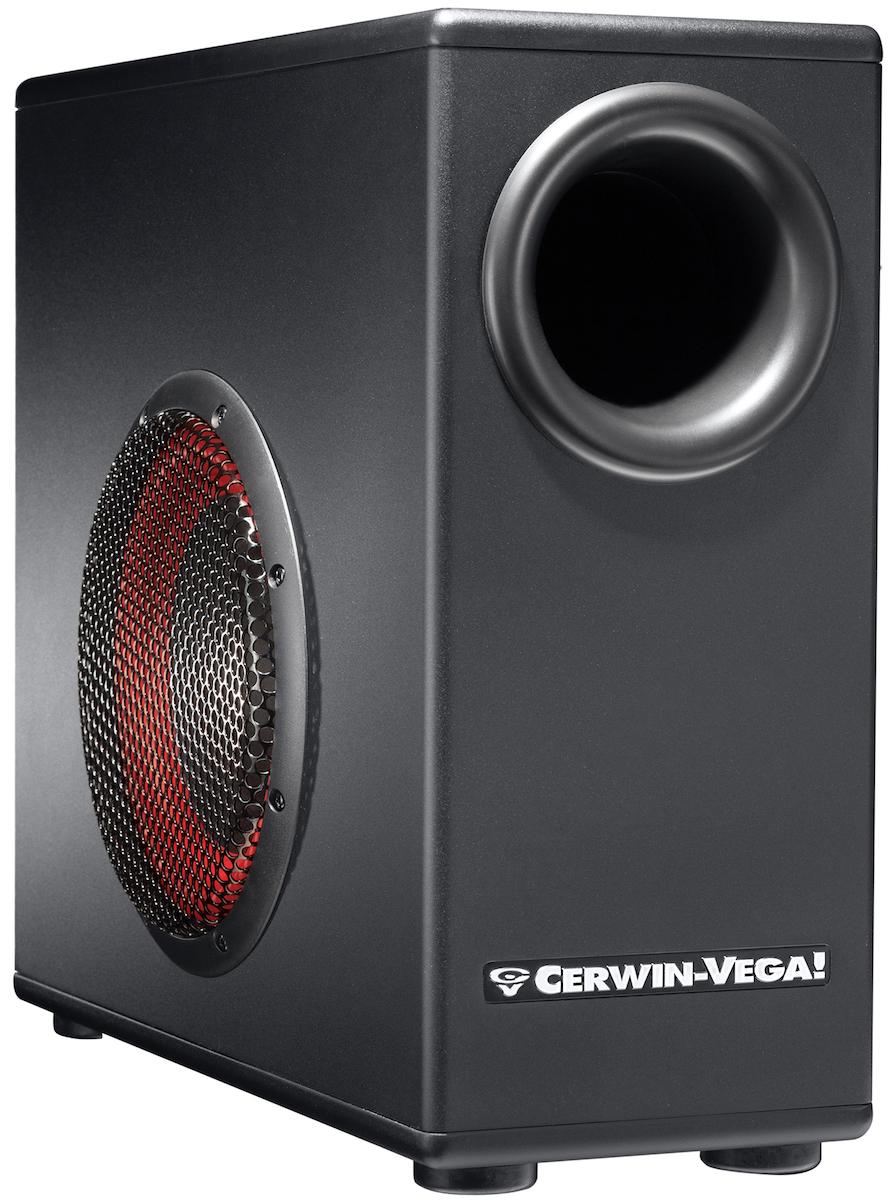 Cerwin Vega XD8s Desktop Studio Subwoofer