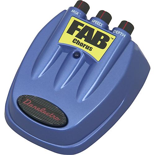 Danelectro D5 FAB Chorus Pedal
