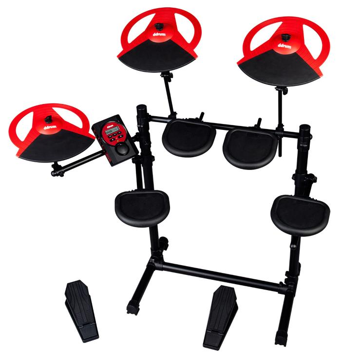 Ddrum Dd Beta Electronic Drum Set Gearank