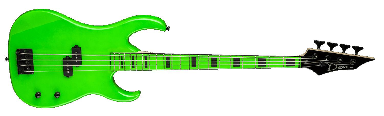 Dean Custom Zone Bass Bass Guitar