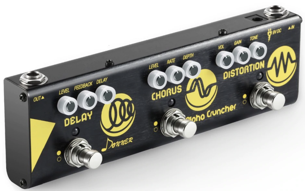 The Best Guitar Multi Effects Pedals / Processors - Nov 2018