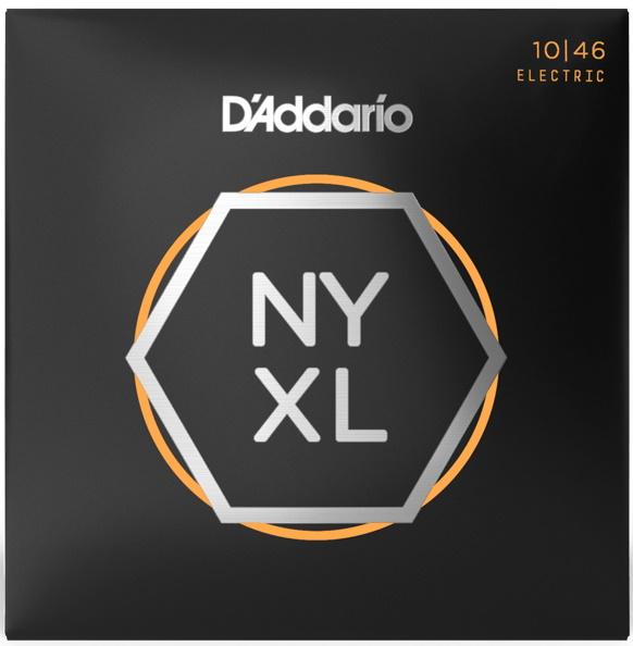 D'Addario NYXL1046 Nickel Wound Electric Strings