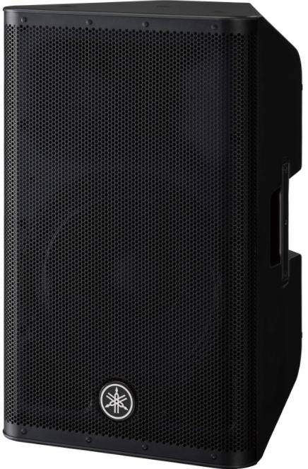 "Yamaha DXR12 MkII Powered PA Speaker 12"""