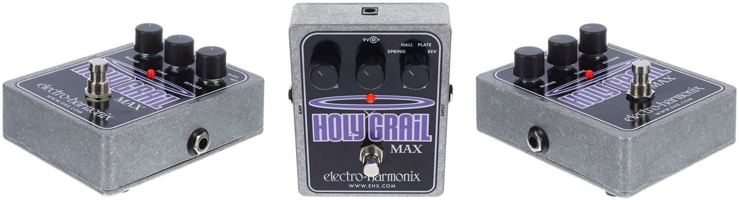 Electro-Harmonix Holy Grail MaxImages