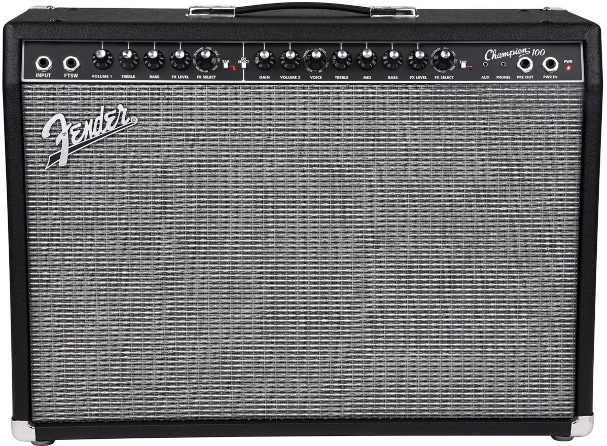 Fender Champion 100 Guitar Combo Amplifier 100W