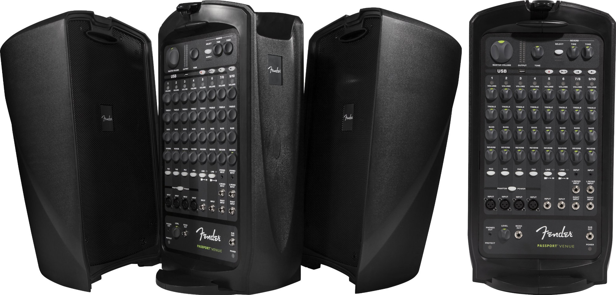The Best Portable / Compact PA Systems + Battery Powered PAs | Gearank
