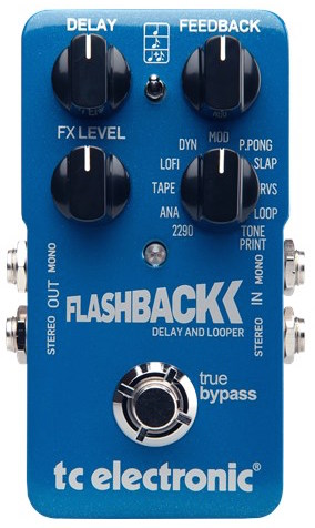 TC Electronic Flashback Digital Delay and Looper Pedal