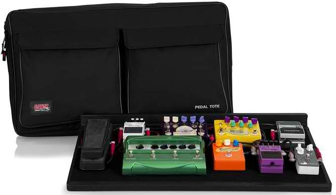 "Gator GPT-PRO-PWR Powered Pedalboard (30"" x 16"")"