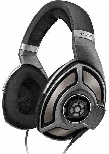 Sennheiser HD700 Open-Back Headphones