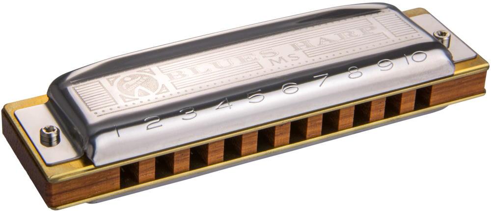 Hohner Blues Harp MS Harmonica