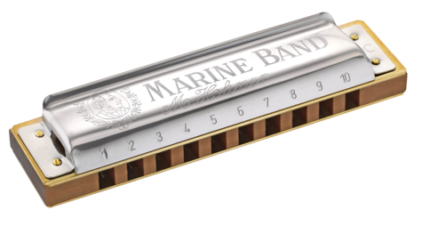 The Best Harmonicas for Blues - Top Blues Harps | Gearank