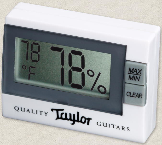 Taylor Hygro-Thermometer Mini Humidity Sensor
