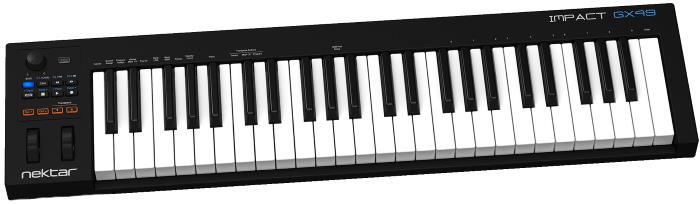 Nektar Impact GX49 49-Key MIDI Keyboard Controller