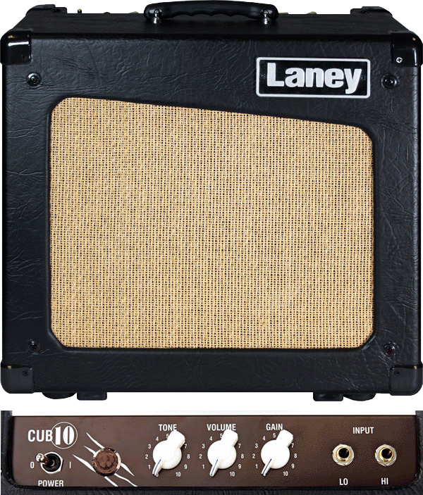Laney Amps CUB 10