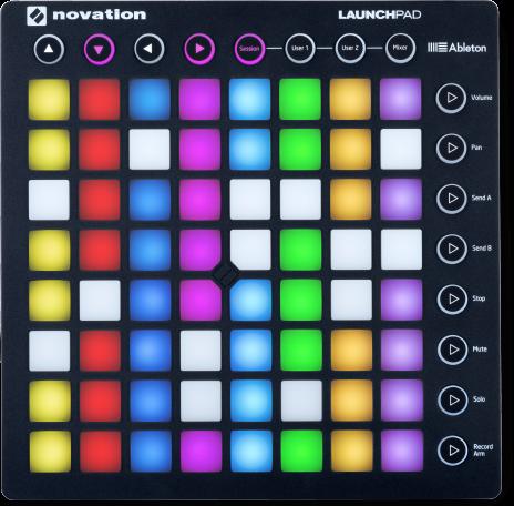 Novation Launchpad MIDI Pad Controller