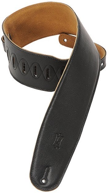 Levy's Leathers M4GF Leather Bass Guitar Strap