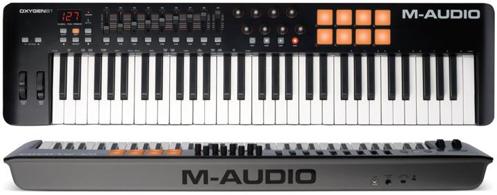 M-Audio Oxygen 61 MKIV