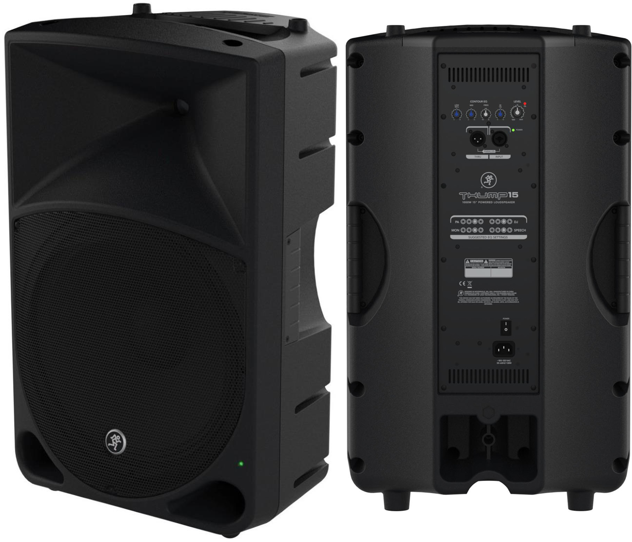 "Mackie Thump15 15"" Powered PA Speaker - 1000W"