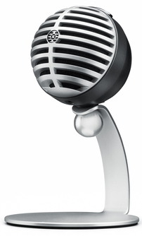 Shure MV5 Digital Condenser USB Microphone