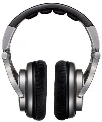 Shure SRH940 Closed-back Studio Headphones