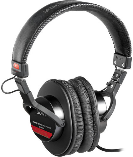 Sony MDRV6 Studio Monitor Headphones