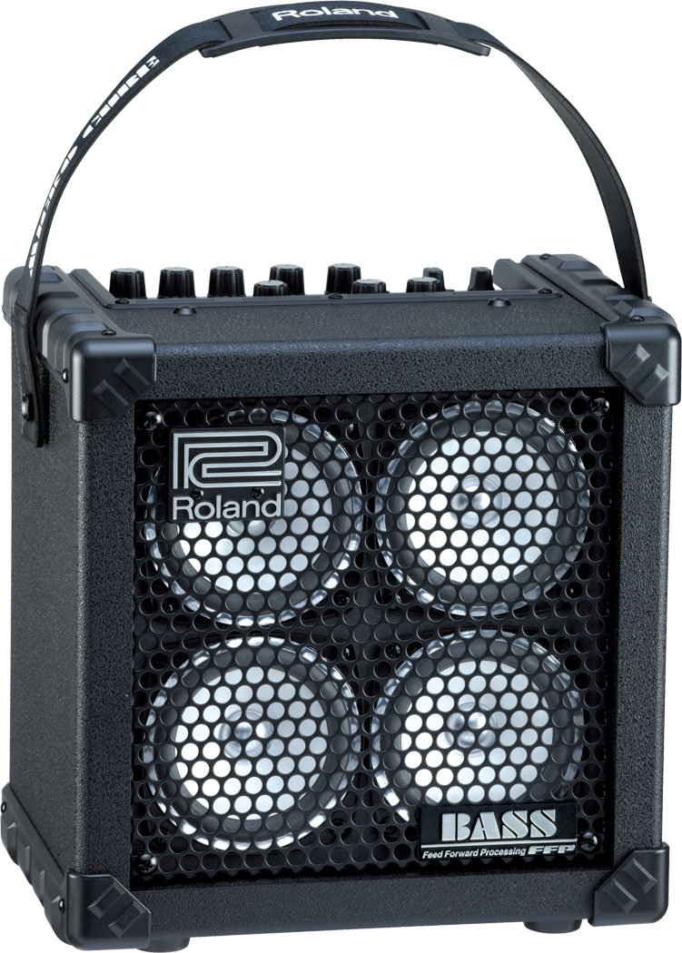 Roland Micro Cube Bass RX Bass Combo Amplifier