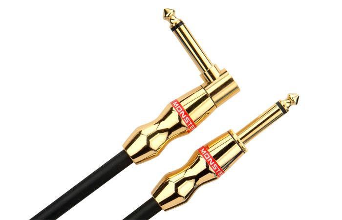 Monster Rock Instrument Guitar Cable
