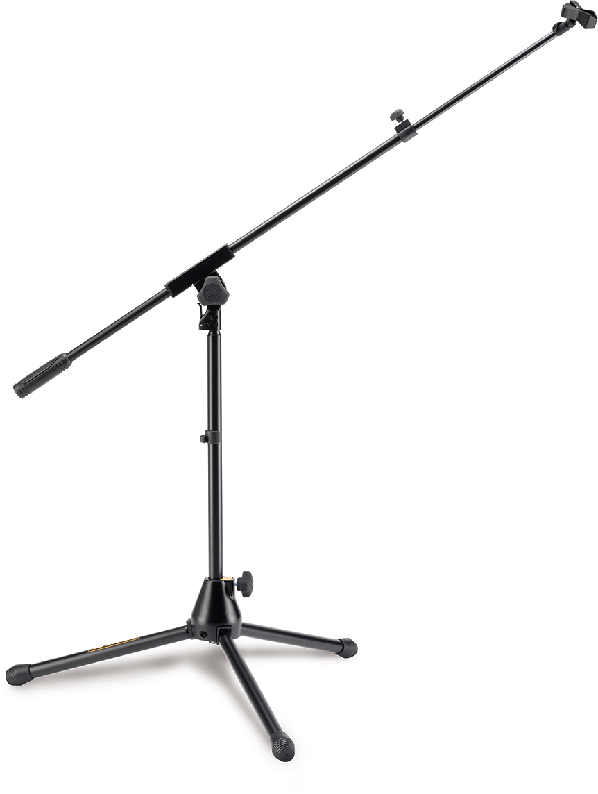 Hercules Stands MS540B Low-Profile Tripod Mic Stand