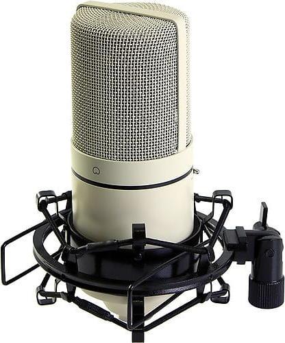 MXL 770 Cardioid Condenser Microphone - Vintage White