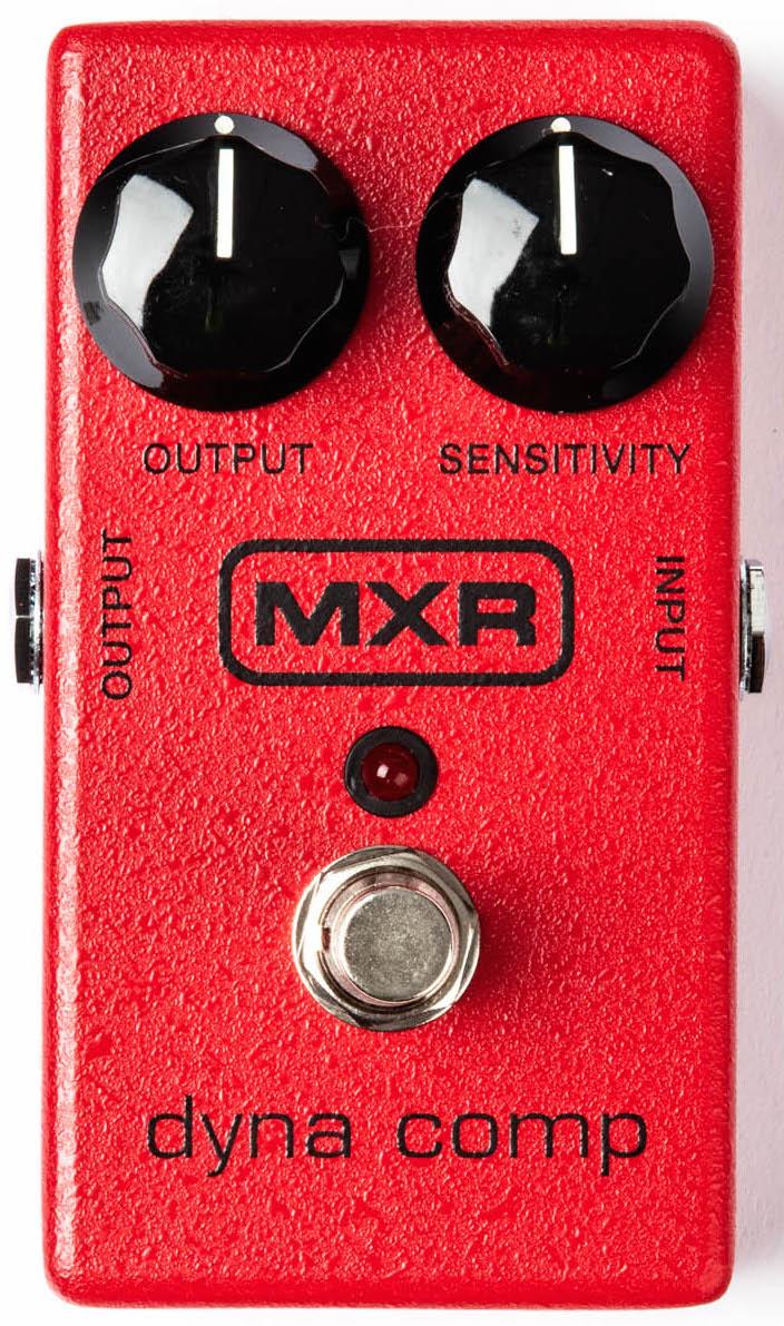 MXR M102 Dyna Comp Guitar Compressor Pedal
