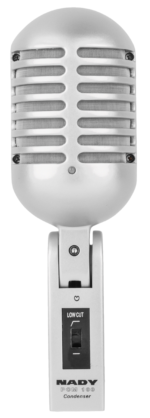 Nady PCM-100 Professional Classic Style Condenser Microphone