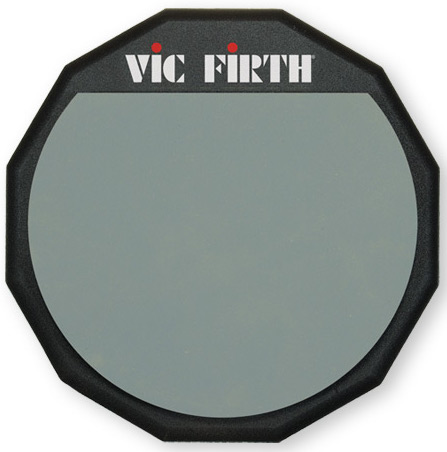 "Vic Firth Single Sided 12"" Drum Practice Pad"