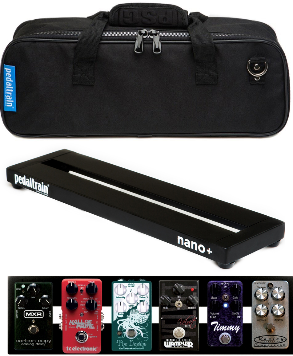 The Best Powered / Unpowered Pedalboards - 2018 | Gearank