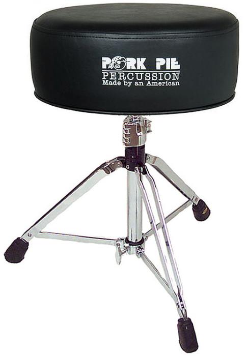 Pork Pie Percussion Gel Drum Throne