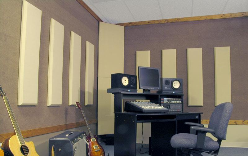 acoustic treatment room kit