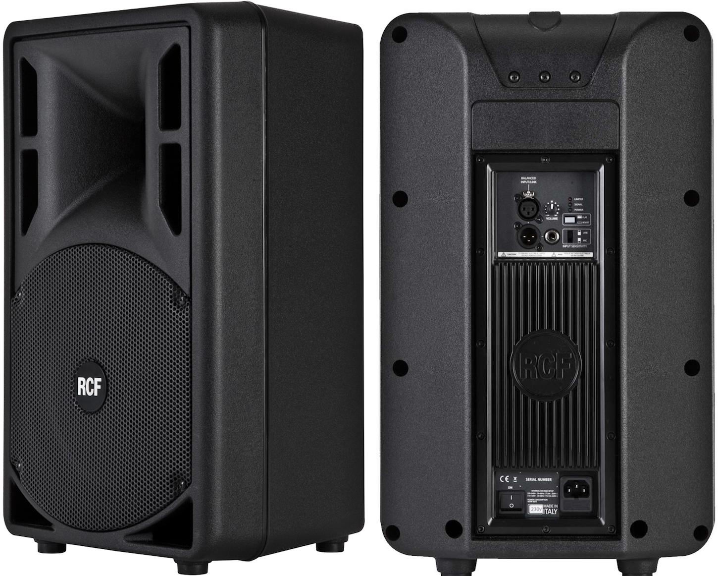 "RCF ART 310-A MK III 10"" Powered PA Speaker"