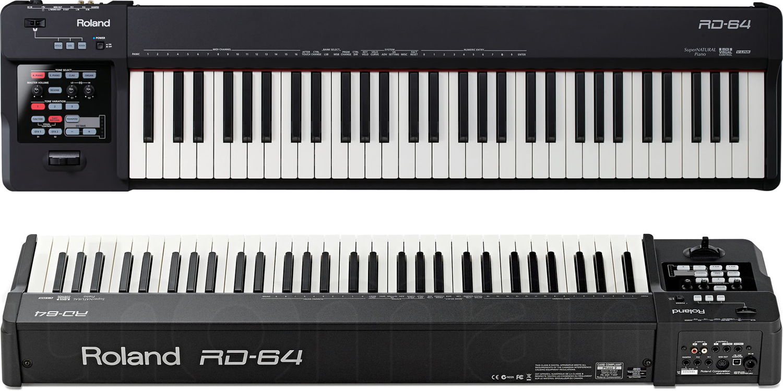 Roland RD-64 64-Key Stage Digital Piano