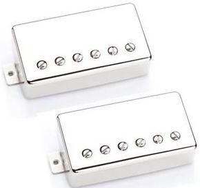 Seymour Duncan Seth Lover Humbucker Nickel Electric Guitar Pickup Set