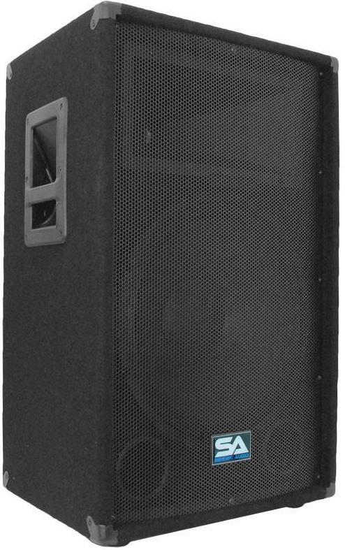 """Seismic Audio SA-15T Passive PA Speaker 15"""""""
