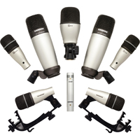 Mic kit for Drums